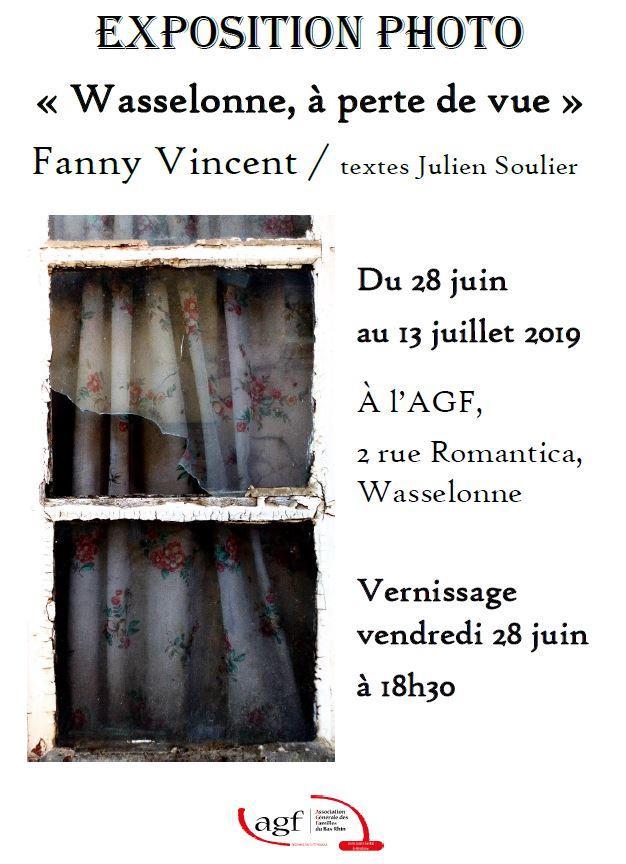 Exposition photo «Wasselonne, à perte de vue»